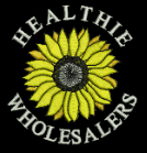 Healthie Wholesales Sunflower logo